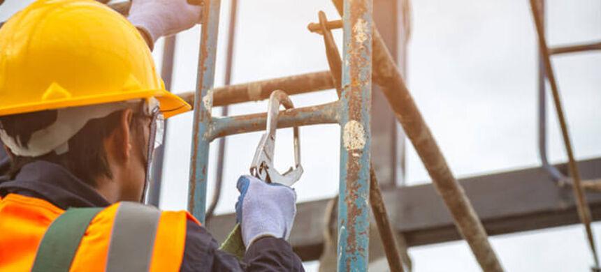 NR 35: Segurança para trabalhos em altas altitudes