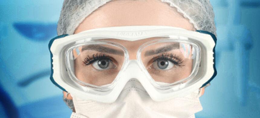 Entenda mais sobre os óculos de ampla visão