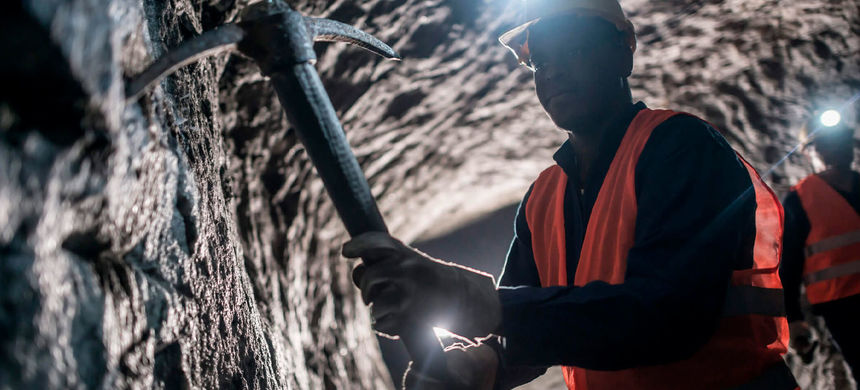 Equipamentos que devem ser utilizados por mineradores