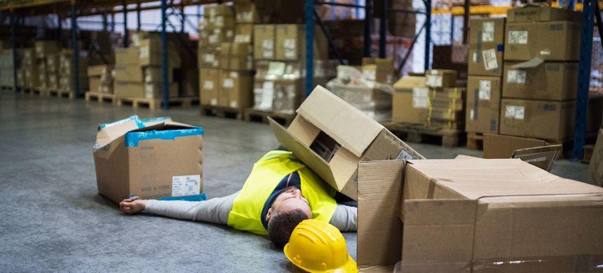 Principais causas que resultam no acidente de trabalho