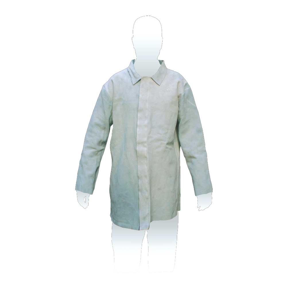 Blusão em Raspa Modelo Soldador
